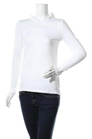Дамска блуза Rich & Royal, Размер XS, Цвят Бял, 100% памук, Цена 32,80лв.