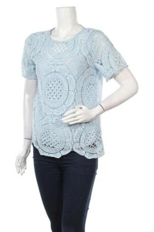 Γυναικεία μπλούζα River Island, Μέγεθος M, Χρώμα Μπλέ, Πολυεστέρας, Τιμή 7,09€