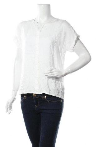 Γυναικεία μπλούζα Soya Concept, Μέγεθος S, Χρώμα Λευκό, Βισκόζη, Τιμή 15,16€