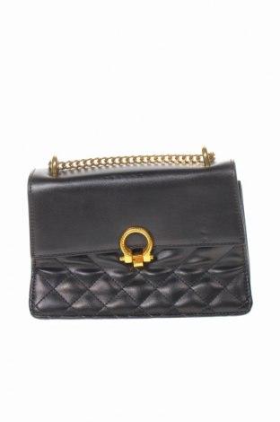 Дамска чанта, Цвят Черен, Еко кожа, Цена 26,46лв.