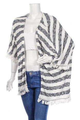 Дамска жилетка Anna Field, Размер S, Цвят Бял, 63% вискоза, 22% памук, 15% полиестер, Цена 15,08лв.