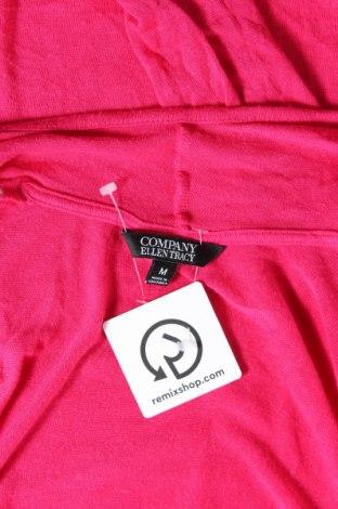 Дамска жилетка Ellen Tracy, Размер M, Цвят Розов, 94% вискоза, 6% еластан, Цена 43,47лв.