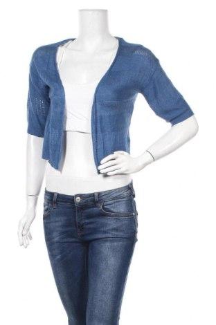 Γυναικεία ζακέτα Primark, Μέγεθος S, Χρώμα Μπλέ, 50%ακρυλικό, 50% βισκόζη, Τιμή 4,87€