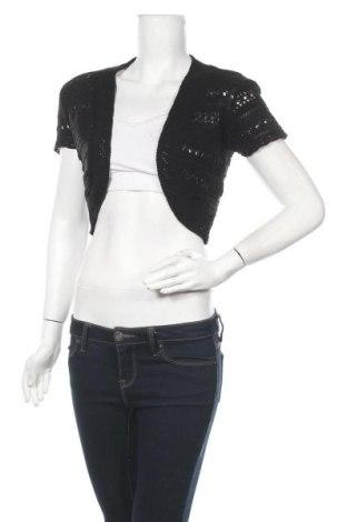 Γυναικεία ζακέτα Qed London, Μέγεθος M, Χρώμα Μαύρο, 50% βαμβάκι, 50%ακρυλικό, Τιμή 4,72€