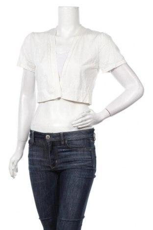 Γυναικεία ζακέτα Target, Μέγεθος M, Χρώμα Λευκό, Τιμή 4,32€