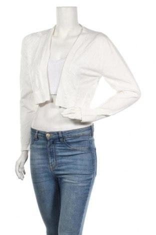 Γυναικεία ζακέτα Target, Μέγεθος S, Χρώμα Λευκό, Βισκόζη, πολυαμίδη, Τιμή 5,00€