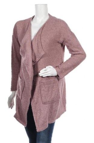 Γυναικεία ζακέτα Vero Moda, Μέγεθος S, Χρώμα Ρόζ , 50% πολυεστέρας, 50%ακρυλικό, Τιμή 5,46€