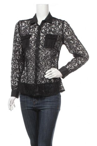 Γυναικείο πουκάμισο B.C. Best Connections, Μέγεθος L, Χρώμα Μαύρο, Τιμή 3,86€
