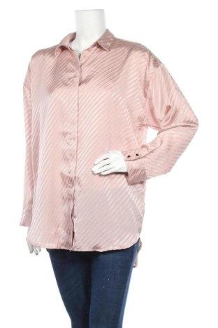 Дамска риза Gestuz, Размер S, Цвят Розов, Полиестер, Цена 29,80лв.
