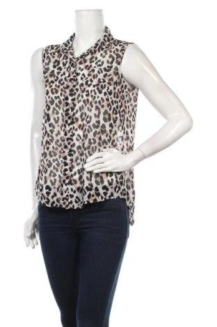 Дамска риза H&M, Размер XS, Цвят Многоцветен, Полиестер, Цена 28,60лв.