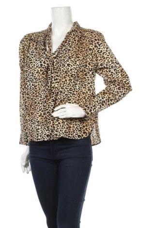 Дамска риза H&M, Размер S, Цвят Многоцветен, Памук, Цена 16,77лв.