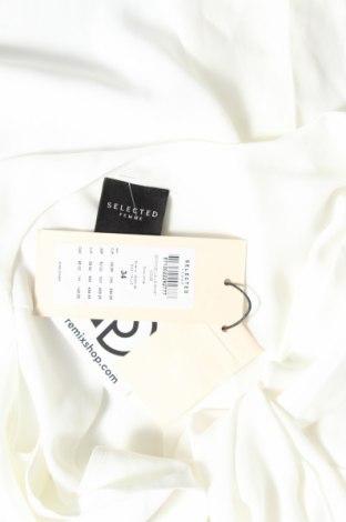 Дамска риза Selected Femme, Размер XS, Цвят Бял, Полиестер, Цена 15,64лв.
