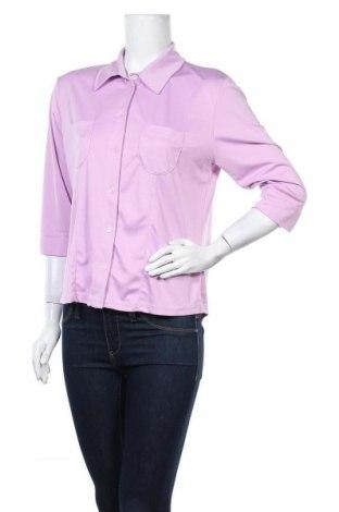 Дамска риза Street One, Размер L, Цвят Лилав, Полиамид, Цена 4,73лв.