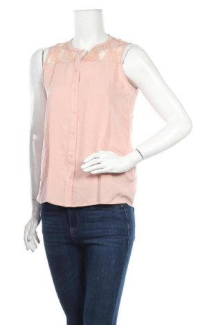 Дамска риза Vero Moda, Размер S, Цвят Розов, Вискоза, Цена 21,42лв.