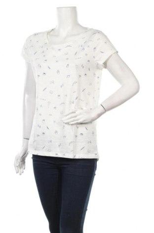 Дамска тениска Edc By Esprit, Размер L, Цвят Бял, Памук, Цена 25,35лв.