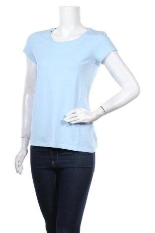 Дамска тениска Edc By Esprit, Размер XS, Цвят Син, 95% памук, 5% еластан, Цена 19,20лв.