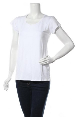 Дамска тениска Envie De Fraise, Размер XL, Цвят Бял, 97% вискоза, 3% еластан, Цена 21,17лв.