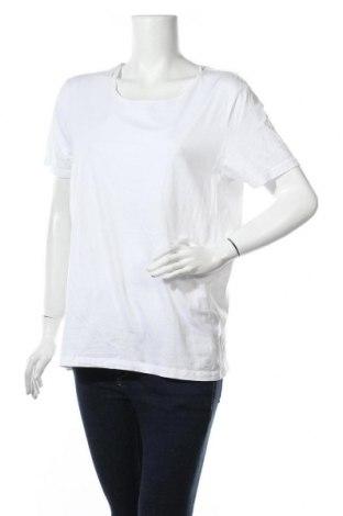 Дамска тениска Review, Размер XL, Цвят Бял, Памук, Цена 20,16лв.
