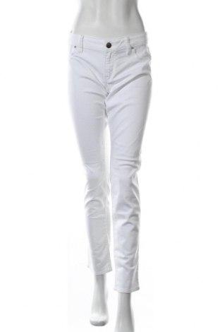 Γυναικείο Τζίν Mavi, Μέγεθος XL, Χρώμα Λευκό, 98% βαμβάκι, 2% ελαστάνη, Τιμή 16,73€