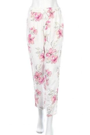 Дамски панталон B.Young, Размер M, Цвят Многоцветен, Вискоза, Цена 37,70лв.