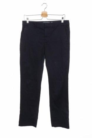 Дамски панталон Banana Republic, Размер L, Цвят Син, 97% памук, 3% еластан, Цена 133,50лв.