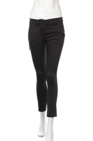 Γυναικείο παντελόνι Dondup, Μέγεθος S, Χρώμα Μαύρο, 97% βαμβάκι, 3% ελαστάνη, Τιμή 32,83€