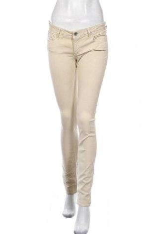 Дамски панталон Gas, Размер M, Цвят Бежов, Цена 12,00лв.