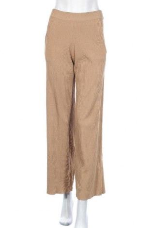 Дамски панталон Glassons, Размер S, Цвят Кафяв, 65% вискоза, 35% еластан, Цена 13,39лв.