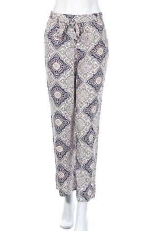Дамски панталон ONLY, Размер S, Цвят Многоцветен, Вискоза, Цена 22,42лв.