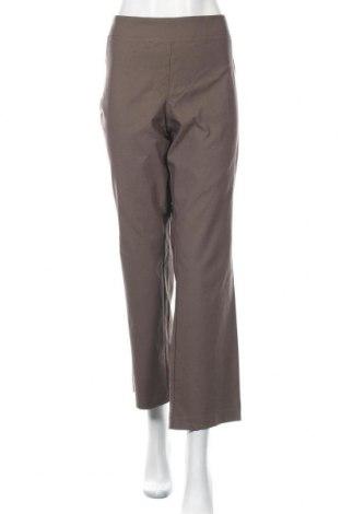 Γυναικείο παντελόνι Regatta, Μέγεθος XL, Χρώμα Καφέ, 76% βισκόζη, 20% πολυαμίδη, 4% ελαστάνη, Τιμή 9,29€
