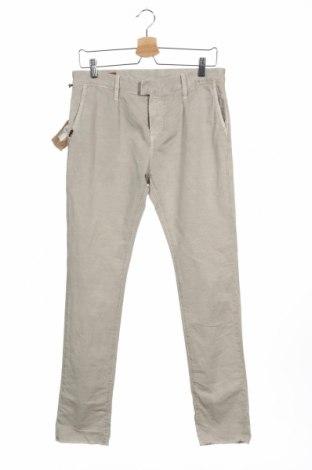 Γυναικείο παντελόνι Seal Kay, Μέγεθος M, Χρώμα Γκρί, 81% βαμβάκι, 19% λινό, Τιμή 16,04€