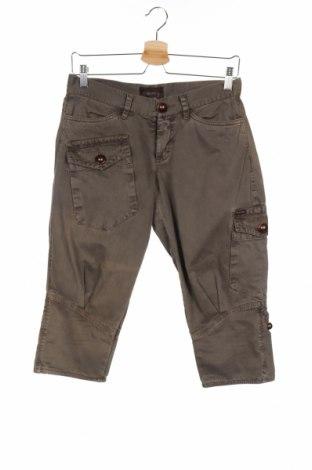 Дамски панталон Toi & Moi, Размер S, Цвят Зелен, Цена 6,21лв.