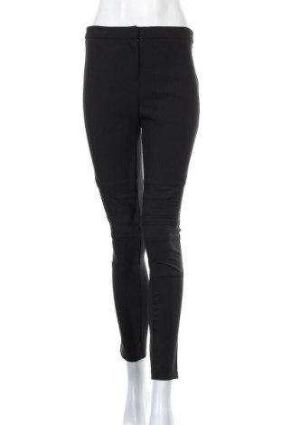 Дамски панталон Wayne Cooper, Размер M, Цвят Черен, 90% полиестер, 10% еластан, Цена 14,18лв.