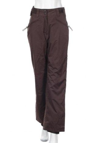 Γυναίκειο παντελόνι για χειμερινά σπορ Protest, Μέγεθος M, Χρώμα Καφέ, Πολυαμίδη, Τιμή 18,12€