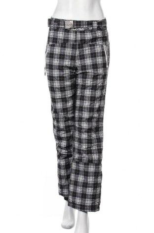Дамски панталон за зимни спортове Sun Valley, Размер S, Цвят Многоцветен, Полиестер, Цена 51,45лв.