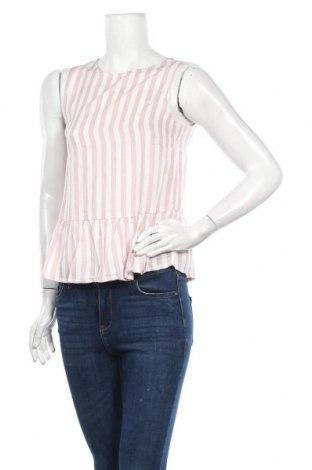 Γυναικείο αμάνικο μπλουζάκι Aware by Vero Moda, Μέγεθος XS, Χρώμα Λευκό, Βισκόζη, Τιμή 5,44€