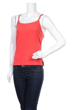 Γυναικείο αμάνικο μπλουζάκι Mbym, Μέγεθος XS, Χρώμα Κόκκινο, 74% μοντάλ, 23% πολυεστέρας, 3% ελαστάνη, Τιμή 9,60€