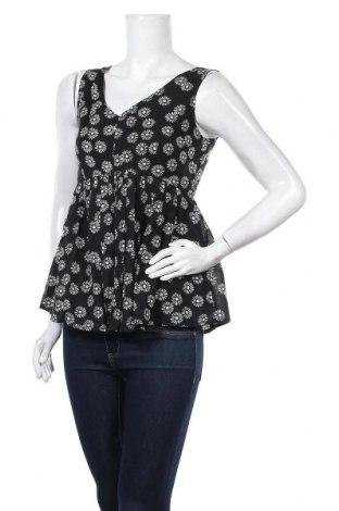 Γυναικείο αμάνικο μπλουζάκι Myrine, Μέγεθος S, Χρώμα Μαύρο, Βισκόζη, Τιμή 7,22€