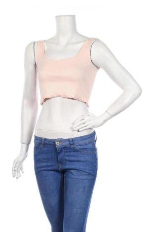 Дамски потник Na-Kd, Размер S, Цвят Розов, 97% памук, 3% еластан, Цена 6,72лв.