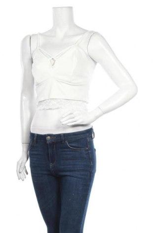 Дамски потник New Look, Размер M, Цвят Бял, 97% полиестер, 3% еластан, Цена 11,50лв.
