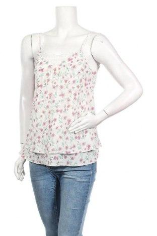 Γυναικείο αμάνικο μπλουζάκι Pieces, Μέγεθος M, Χρώμα Πολύχρωμο, Πολυεστέρας, Τιμή 4,70€