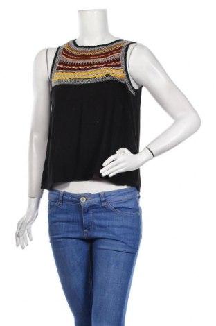 Γυναικείο αμάνικο μπλουζάκι Twintip, Μέγεθος M, Χρώμα Μαύρο, Βισκόζη, Τιμή 6,20€