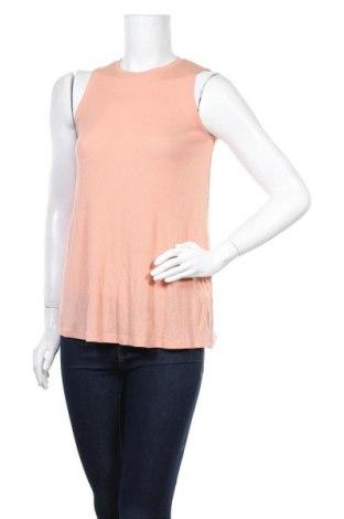 Γυναικείο αμάνικο μπλουζάκι Twintip, Μέγεθος M, Χρώμα Ρόζ , 67% πολυεστέρας, 33% βισκόζη, Τιμή 6,20€