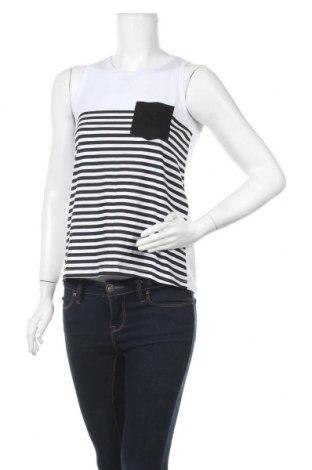 Γυναικείο αμάνικο μπλουζάκι Twintip, Μέγεθος XS, Χρώμα Λευκό, Βαμβάκι, Τιμή 5,99€