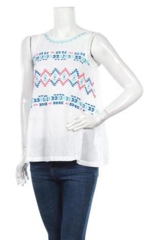 Γυναικείο αμάνικο μπλουζάκι Twintip, Μέγεθος M, Χρώμα Λευκό, Βαμβάκι, Τιμή 5,99€