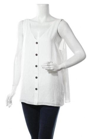 Γυναικείο αμάνικο μπλουζάκι Wallis, Μέγεθος XL, Χρώμα Λευκό, Πολυεστέρας, Τιμή 8,42€