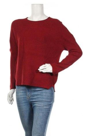 Дамски пуловер, Размер M, Цвят Червен, Цена 13,86лв.