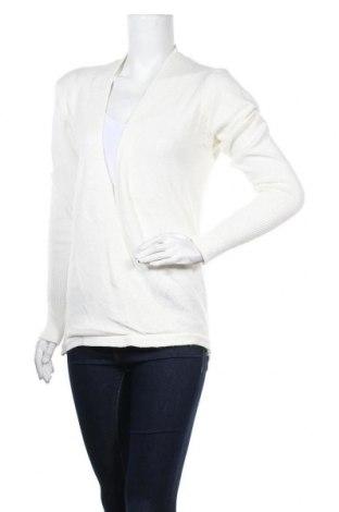Дамски пуловер, Размер L, Цвят Бял, Цена 22,68лв.