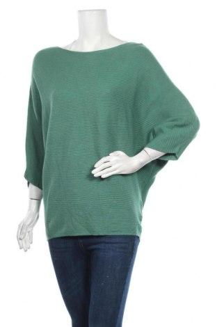 Γυναικείο πουλόβερ, Μέγεθος M, Χρώμα Πράσινο, Ακρυλικό, μαλλί, Τιμή 22,64€