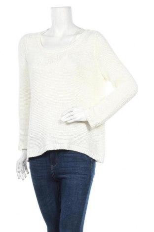 Дамски пуловер, Размер M, Цвят Екрю, Цена 19,85лв.
